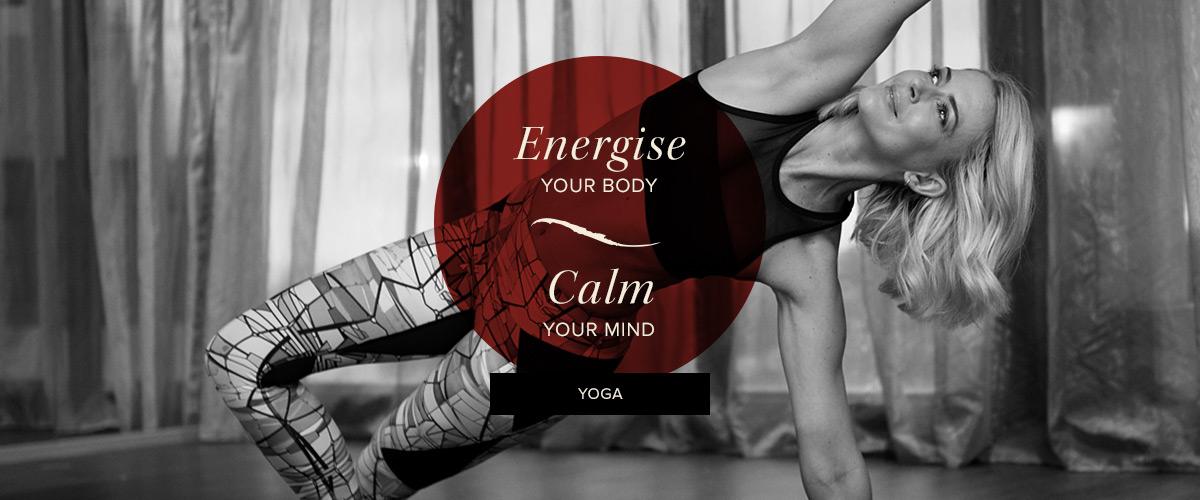 Elixr Health Clubs Yoga