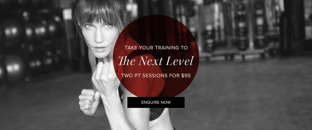 Elixr Health Clubs Personal Training