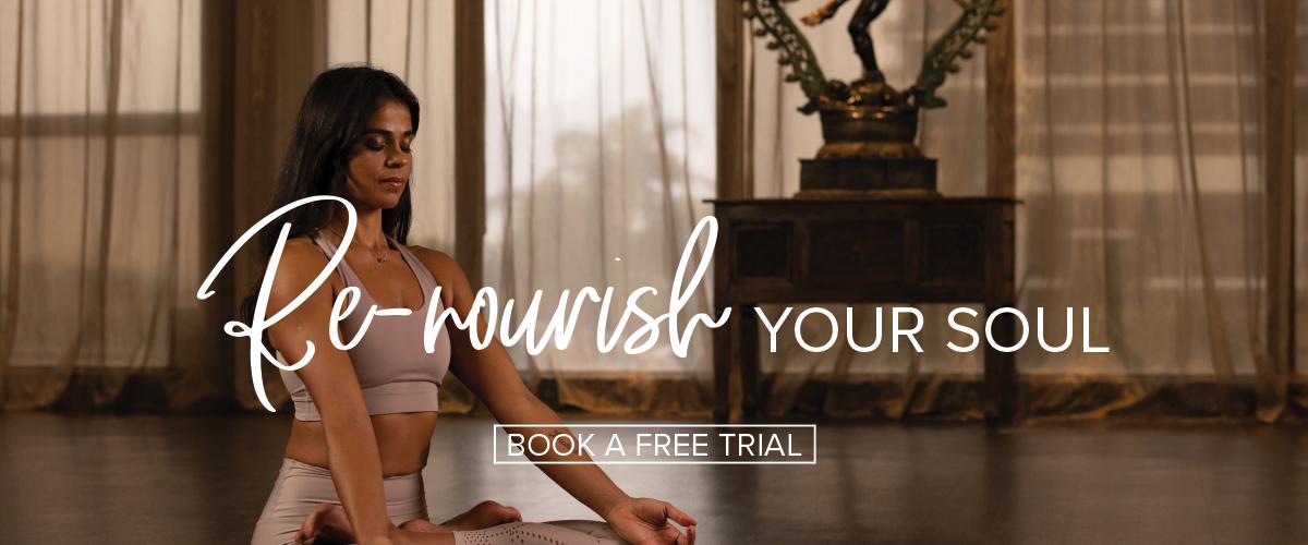 Re-nourish Your Soul