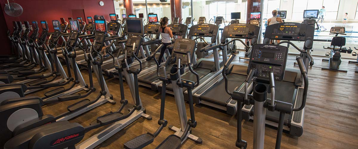 Elixr Health Clubs Cardio