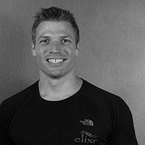 Andy P - PERSONAL TRAINING MANAGER - Elixr Health Clubs Team Member - Train Team