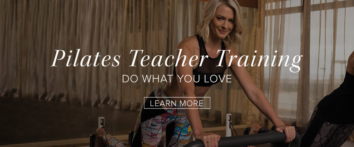 Elixr Health Clubs School of Pilates Teacher Training