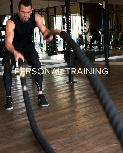 About Elixr Personal Training