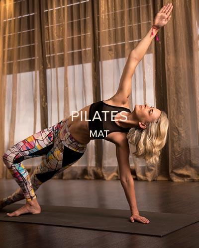 About Elixr Pilates Mat