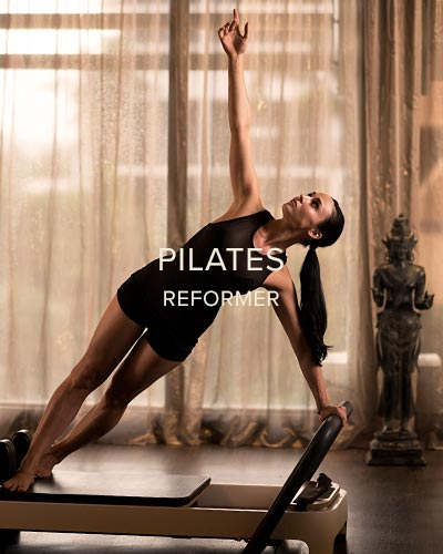 About Elixr Pilates Reformer