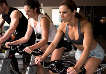 Elixr Health Clubs REAL SPIN
