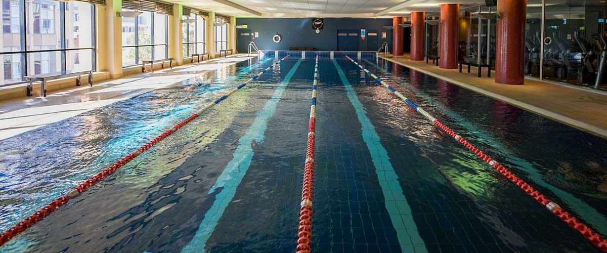 Elixr Health Clubs Aqua