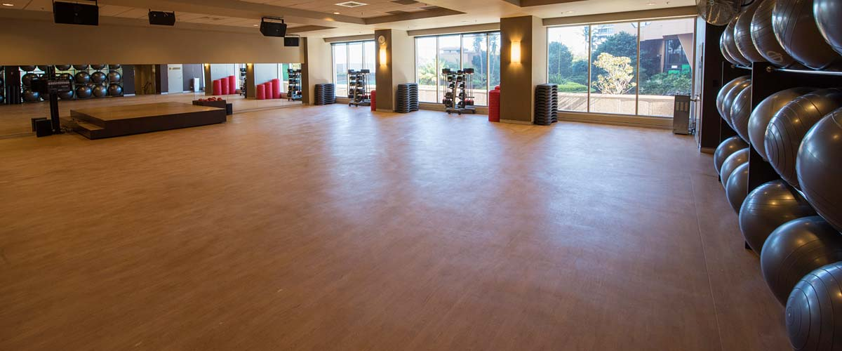 Elixr Health Clubs Group Fitness