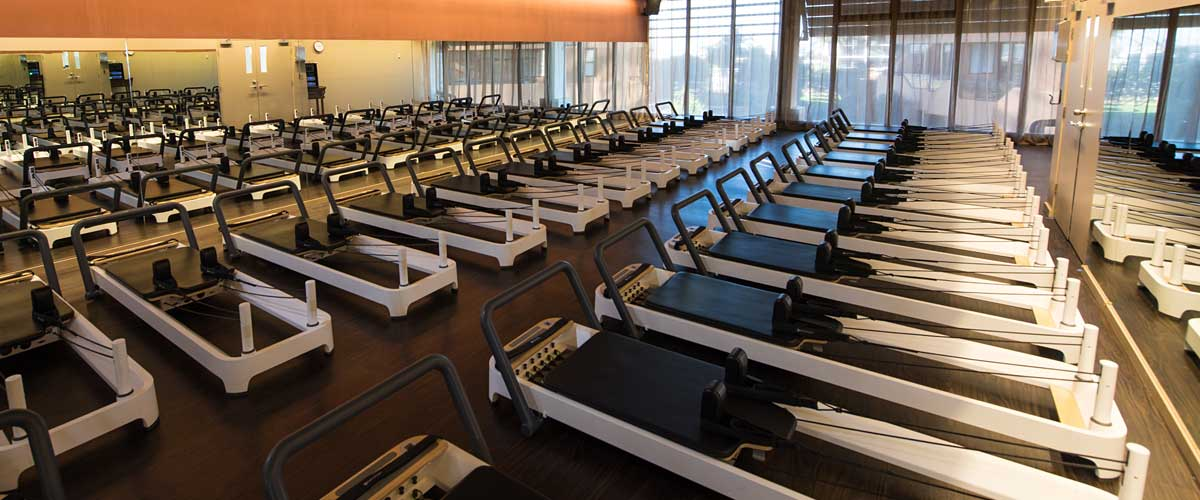 Elixr Health Clubs Pilates