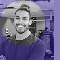 Carlos S - ZUMBA/AQUA - Elixr Health Clubs Team Member - Fitness Team